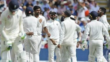 England vs India First Test August 2018