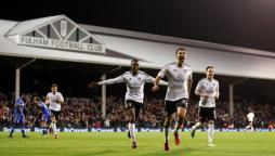Fulham FC at Craven Cottage