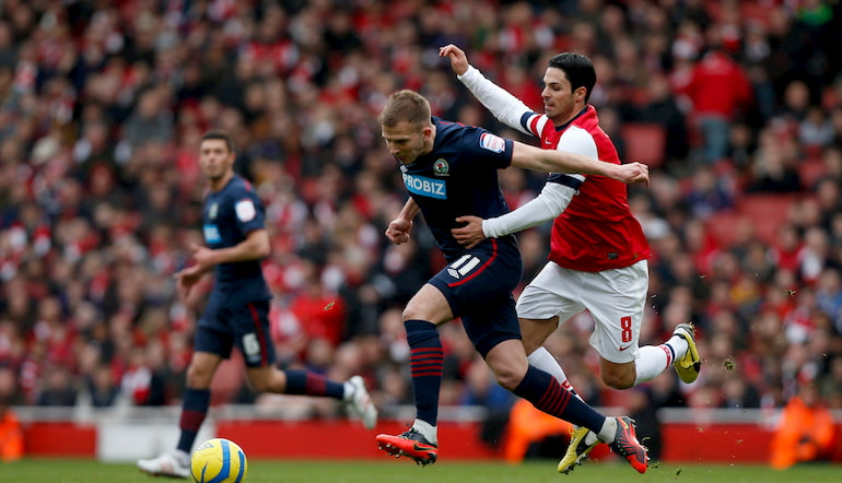 Blackburn vs Arsenal - huge FA Cup shock