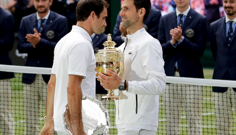 Djokovic vs Federer Tips