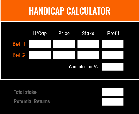 In Betting What Does Handicap Mean