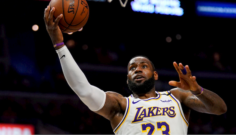 LeBron James One of highest paid sportsmen