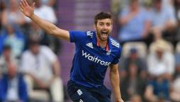 Mark Wood England Cricket
