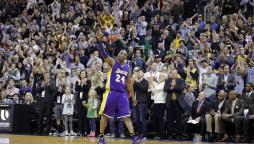 Kobe Bryant - a true NBA hero