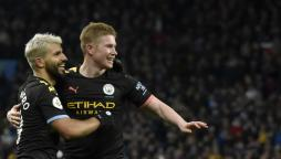 De Bruyne and Aguero wouldn't look out of place in a Premier League All-Star Game