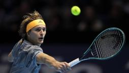 Alexander Zverev is an Australian Open break through player