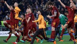 Roma vs Barcelona - Greatest Champions League Comeback