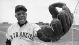 Willie Mays is a must have in any all-time MLB team