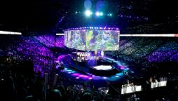 Best players and teams competing in eSports