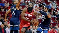 Basketball Betting Tips - James Harden
