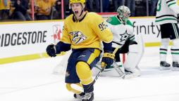 Nashville Predators Ice Hockey Betting