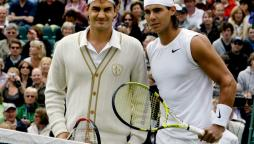 Best Wimbledon Finals - Nadal vs Federer