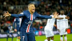 Mbappe Champions League