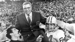 Top Head Coach NFL History Vince Lombardi