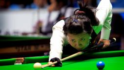 Women Snooker - Female Snooker Referees