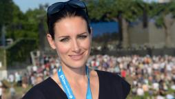 Kirsty Gallacher Female Sky Sports Presenters