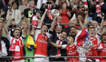 Arsenal have more FA Cup wins than any other club