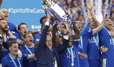 Leicester City's shock title success could be the greatest season in Premier League history