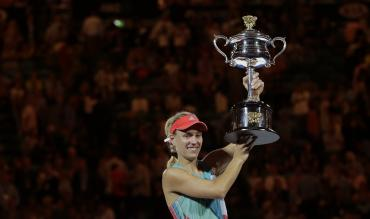 The 2016 women's final is one of the greatest finals in Australian Open history