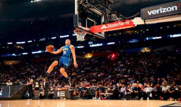 Aaron Gordon - one of the greatest NBA Slam Dunk Contest performances