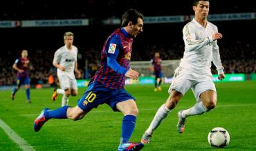 Messi vs Ronaldo Best Footballer