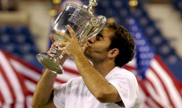 Pete Sampras - best US Open player