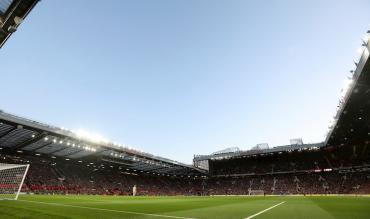 Old Trafford - Largest Premier League Stadium
