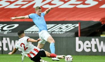 Kevin de Bruyne - one of the highest paid Premier League footballers