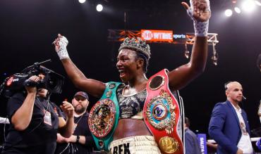 Claressa Shields is one of the best female boxers