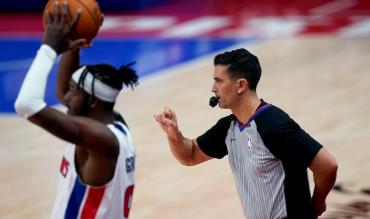 How Much do NBA referees get paid