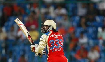 Chris Gayle IPL Highest Score