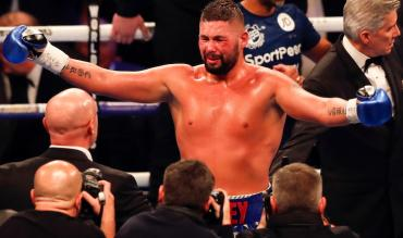 How much is Tony Bellew Worth?