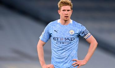 Kevin de Bruyne injury