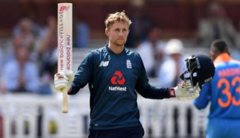 Joe Root vs India