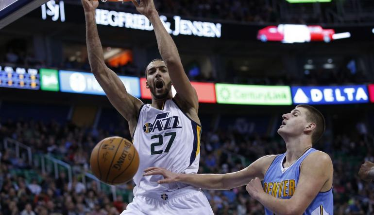 Utah Jazz vs Denver Nuggets
