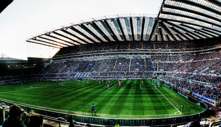 Newcastle United St James' Park