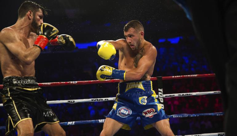 Vasyl Lomachenko is the pound-for-pound boxing king