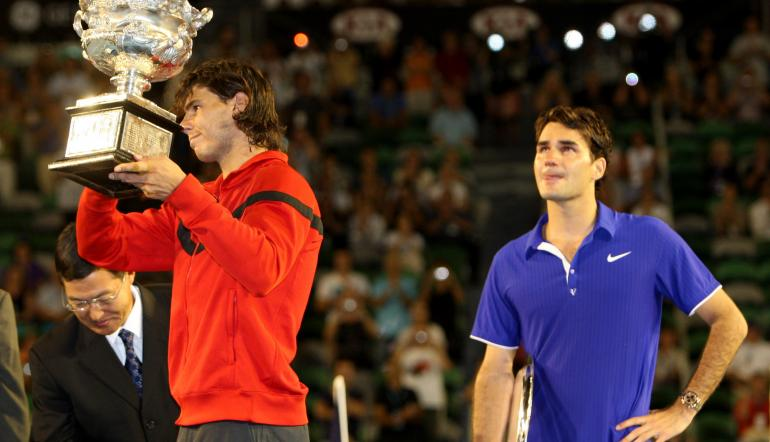Nadal vs Federer is one of the best Australian Open matches of all-time