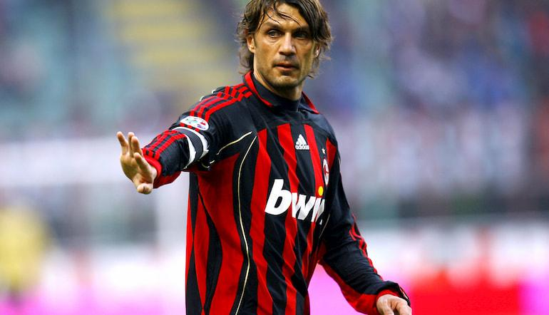 Paolo Maldini should be on Ballon d'Or winners list