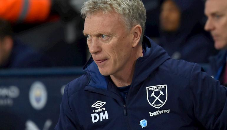 David Moyes Premier League Manager Betting