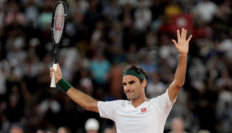 Federer tops the Forbes highest paid athletes for 2021
