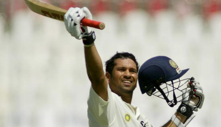 Sachin Tendulkar - Indian Cricket Legend