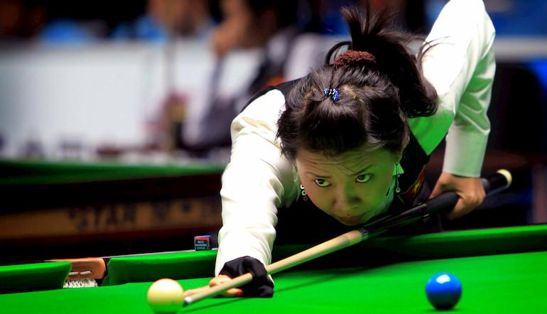 Female Snooker Referees