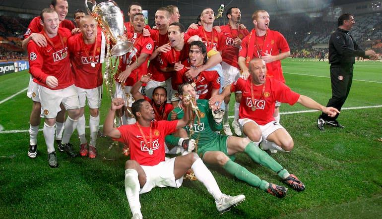 Manchester United - most successful football club