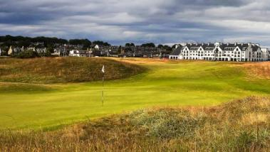 Carnoustie Golf The Open Championship 2018