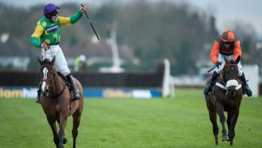 Kauto Star wins the King George VI Chase