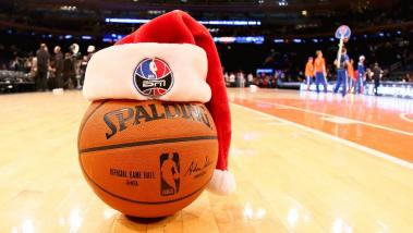 NBA at Christmas